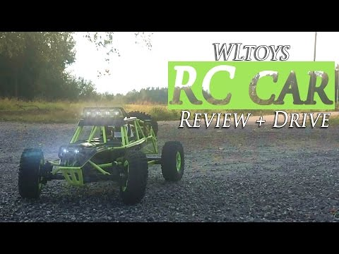 Affordable WLtoys FAST RC Car REVIEW and Drive - RCLifeOn