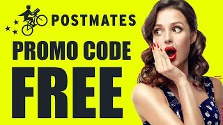 How to get Postmates Promo Code ✅ 50$ Postmates Coupon Codes ✅