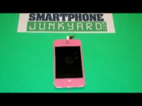 Nicki Minaj Pink Inspired Iphone 4