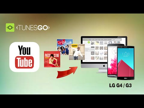 How to Download Music from YouTube to LG G4 / G3 / G5 on Mac (OS X El Capitan‎ included)