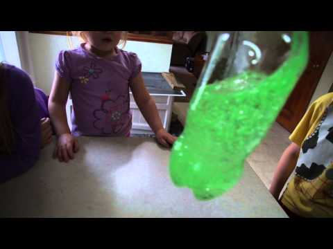 Hurricane in a Bottle Science Experiment