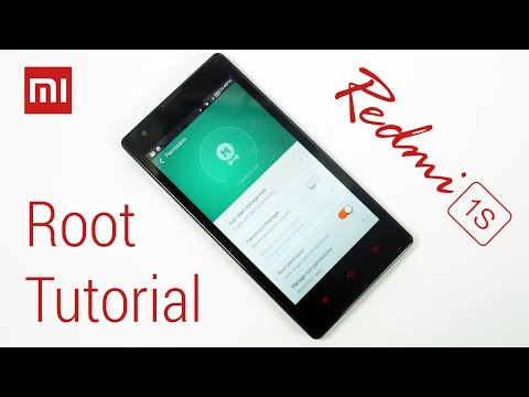 How to get native Root for Redmi 1S and how to UnRoot again