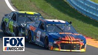 "Radioactive: Watkins Glen - ""I got my man, Jimmie Jam, coming to push me."" | NASCAR RACE HUB"