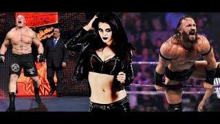 Brock Lesnar WWE & UFC Future Neville
