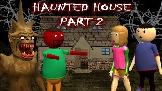 Download Haunted House Part 2 - Donate Food (ANIMATED IN HINDI) MAKE JOKE HORROR Video