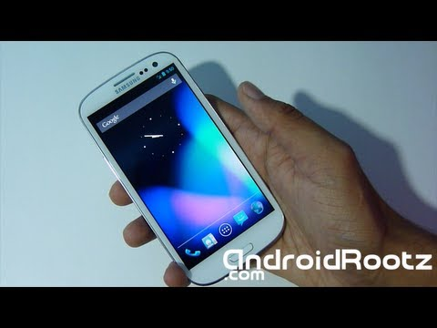 How to Install LiquidSmooth Jelly Bean ROM on any Galaxy S3!