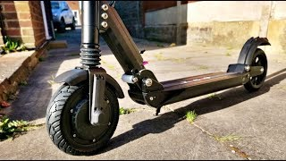 BEST Foldable Electric Scooter By Kugoo - Under £300 - Better than XIAOMI