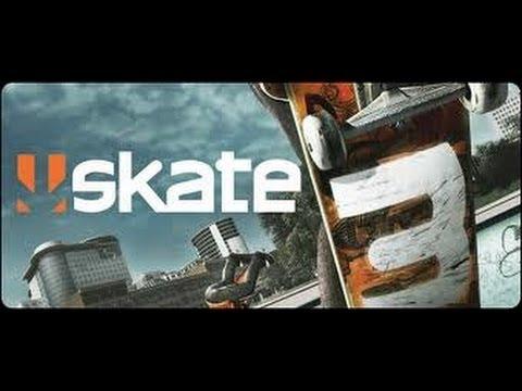 Skate 3 From the Beginning