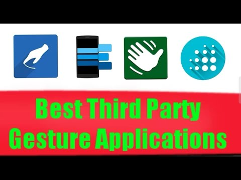 Best Third Party Gesture Applications