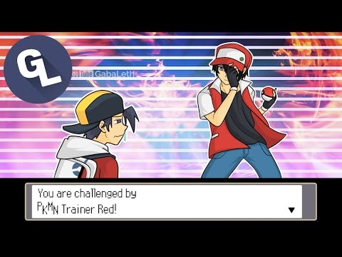 Battling Red On Top Of Mt. Silver – Pokemon Comic Dub