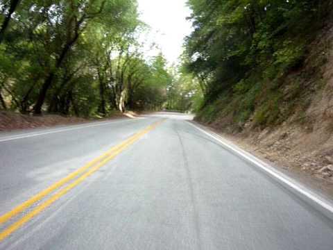 hiway 9 from 35 toward Saratoga