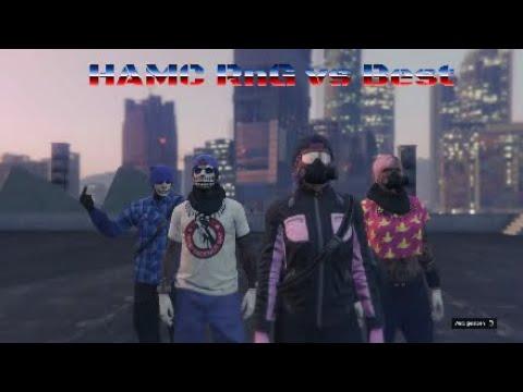 HAMC RnG vs Best Crew