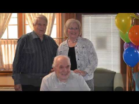 Happy 90th Birthday Pa.