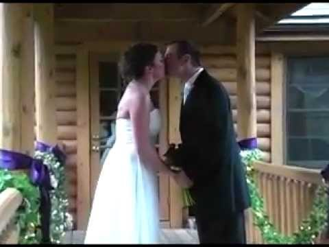 Ohio Hocking Hills A Wedding Destination For Couples Getting Married in the Midwest