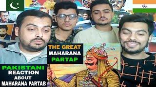 Pakistani Reacts on | Great Maharana Pratap Real Story In Hindi