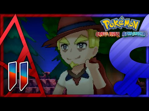 Pokémon Omega Ruby and Alpha Sapphire - Part 11:  Super Secret Bases!