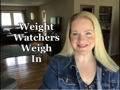 Weight Watchers Smart Points Weigh In - Binge Eating