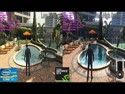 GTA V PC Lowest Settings VS Highest Visual & Performance Comparison - 60FPS