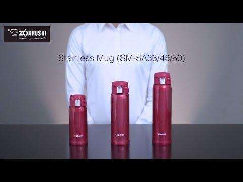 Zojirushi Stainless Mug SM-SA36/48/60