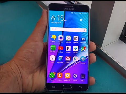 Samsung Galaxy Note 5 In Depth Review