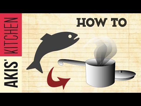 How to steam Fish without a steamer | Akis Kitchen