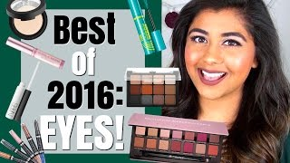 Best Beauty of 2016 ♥ EYES!