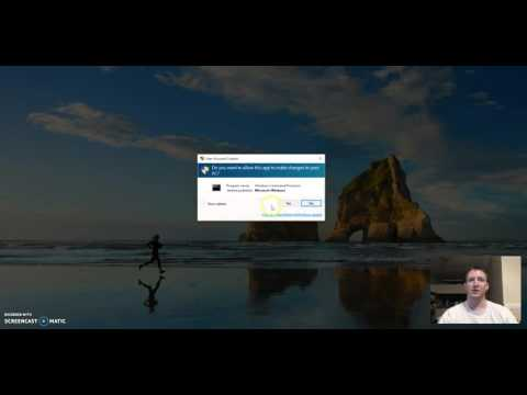 Installing the Apache Web Server on Windows 10