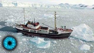 Grönland-Eis lässt Meeresspiegel dramatisch steigen - Clixoom Science & Fiction