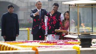 How President Obama Is Being Kept Safe on India Visit
