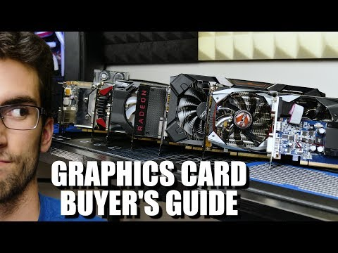 Graphics Card Buyer's Guide (Mid-2017)