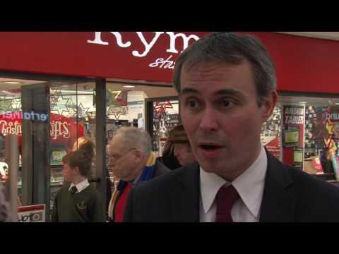 The Ryman National Enterprise - Priory School Graphoto Pencil Case Launch