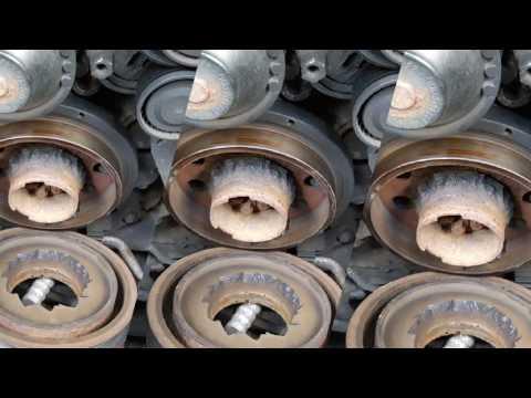 Bmw crankshaft pulley replacement