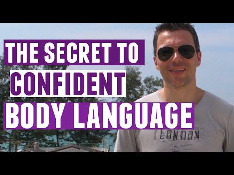 Alpha Male Body Language Secret That Makes Men Look Confident!