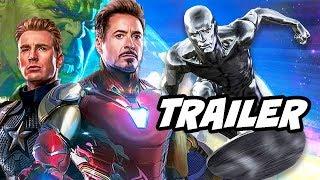 Download Avengers Endgame Trailer - Alternate Scenes Easter Eggs and X-Men Deal Breakdown Video