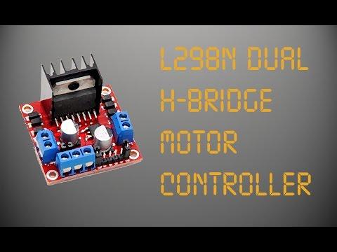 L298N Dual H-Bridge Motor Controller (Raspberry Pi)
