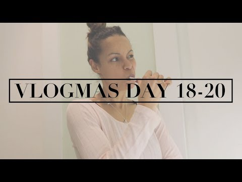 VLOGMAS DAY 18-20 | Chasing NYC Rats | What Is Oil Pulling
