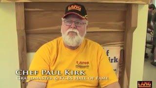 Chef Paul Kirk