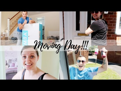 MOVING DAY! | CARLY ELLEN
