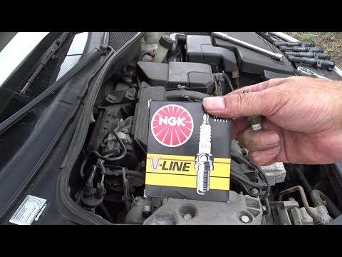 Renault laguna, zapalovací svíčky (Spark Plugs) - výměna