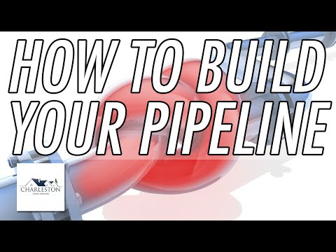 3 Steps To Building A Pipeline