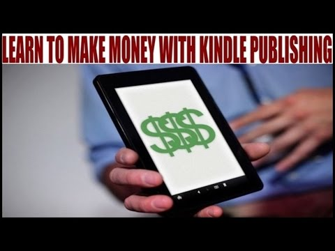 How Much Money Can You Make Selling eBooks On Amazon