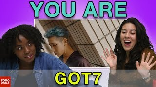 "GOT7 ""You Are"" • Fomo Daily Reacts"