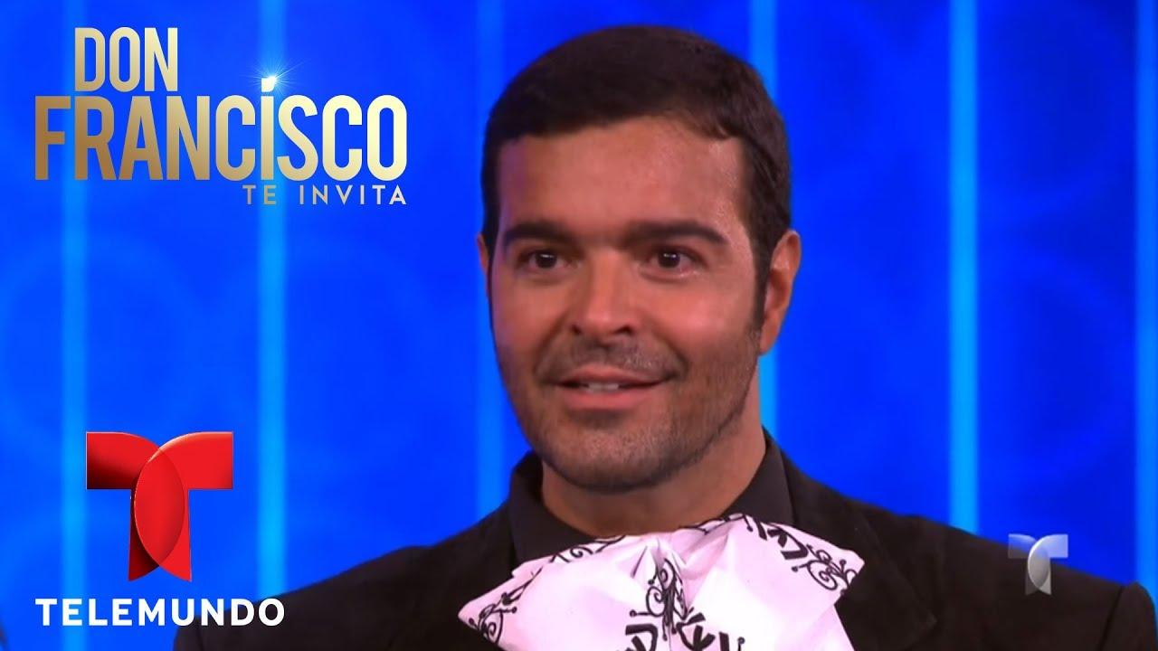 Pablo Montero habló sobre sus adicciones | Don Francisco Te Invita | Entretenimiento