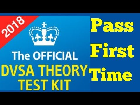 THEORY TEST 2018 QUESTIONS AND ANSWERS