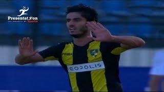 """الهدف الأول لـ وادي دجلة أمام الرجاء """" احمد الشناوي """" الجولة الـ 10 الدوري المصري"""