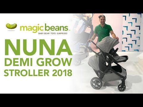 Nuna Demi Grow Stroller 2018 (Single, Double, Twin) | Reviews, Ratings, Price