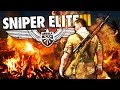 SNIPER ELITE 3: CO-OP SURVIVAL | The Campfire Song Song (Funny Gameplay Montage)