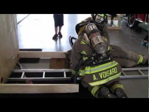 Firefighter Window Rescue Training Prop - Training