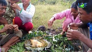 Awesome! Very Strange Cooking Food using CLAY   Beggar