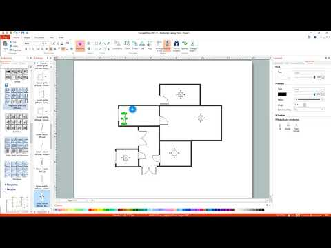 How to Draw a Reflected Ceiling Floor Plan